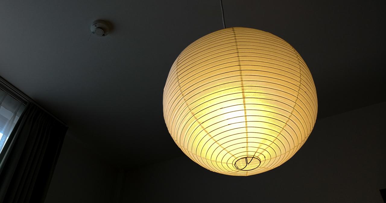 照明 イサムノグチ