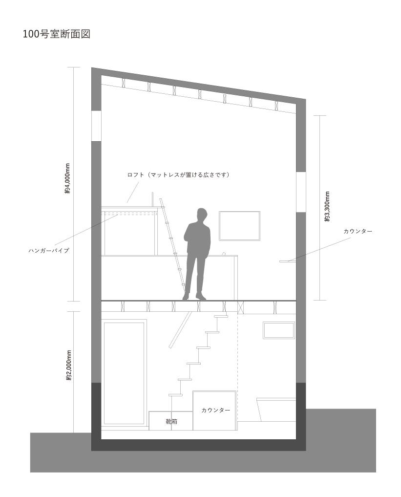 torre_100(断面図)
