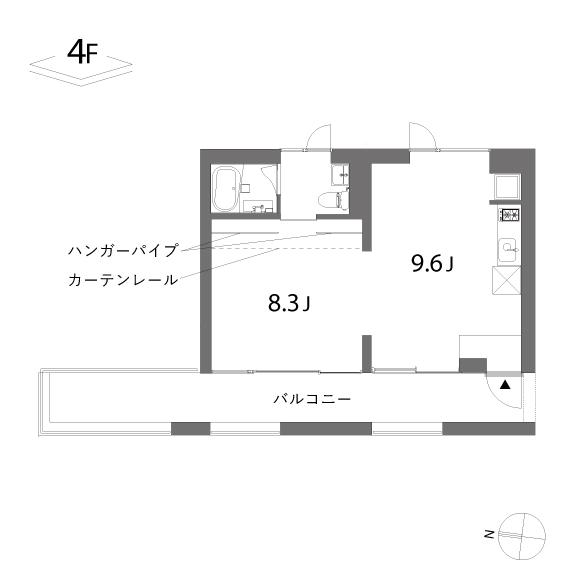(仮称)清澄白河プロジェクト_F