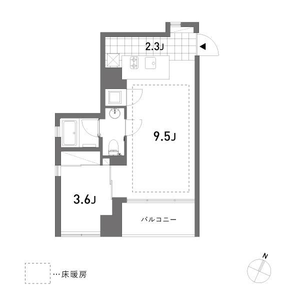 東中野4丁目PJ301~901(Cタイプ)