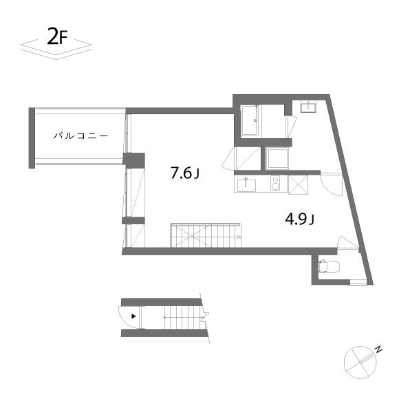 (仮称)Umenoki-terrace_C(3階)